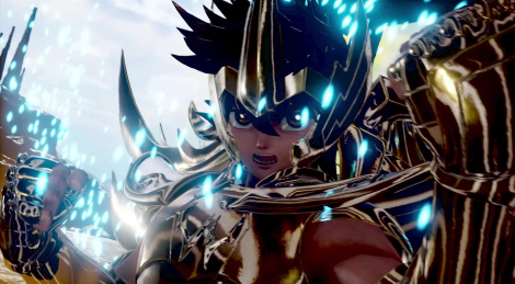 Seiya and Shiryū join Jump Force