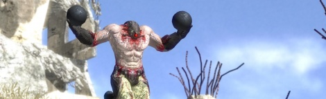 Serious Sam 3: Headless Kamikaze Screens