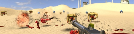 Serious Sam on XBLA
