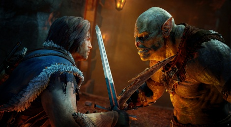 Shadow of Mordor: First screens