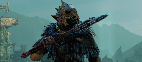 Shadow of Mordor: Nemesis Forge, free play