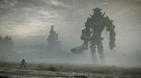 Shadow of the Colossus: Comparison Trailer
