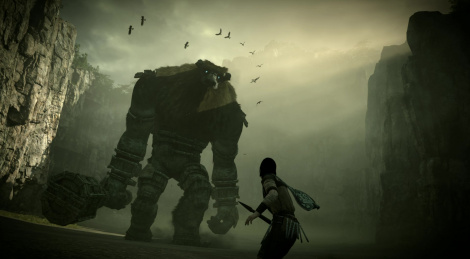 Shadow of the Colossus replay