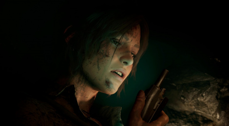 Shadow of the Tomb Raider on GSY