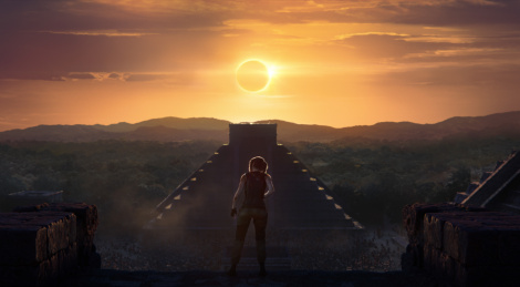 Shadow of the Tomb Raider teased