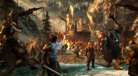 Shadow of War: First Gameplay Video
