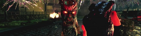 Shadow Warrior shows its features