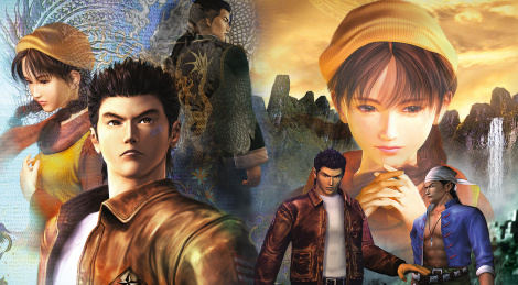 Shenmue I & II coming to PS4/XO/PC