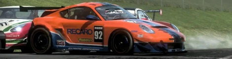 Shift: Nordschleife and Donington