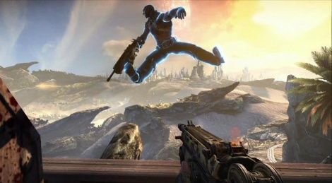Short video of Bulletstorm