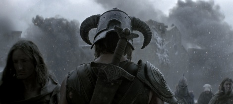 Skyrim en trailer live action