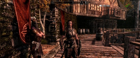 Skyrim getting Kinect support
