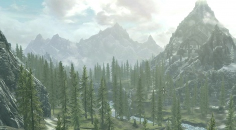 Skyrim SE takes advantage of 4K