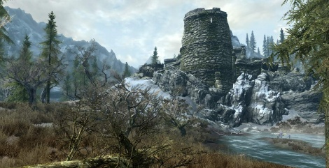 Skyrim soars with screens