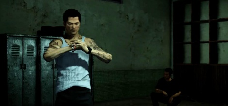 Sleeping Dogs: Combat trailer