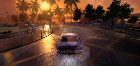 Sleeping Dogs: Driving Gameplay