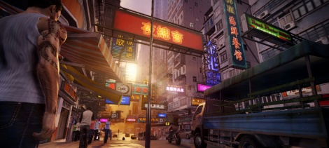 Sleeping Dogs gets new screens