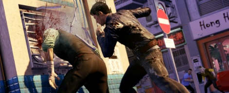 Sleeping Dogs : Images et doublage