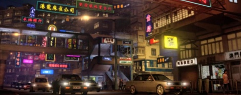 Sleeping Dogs s'infiltre à Hong Kong