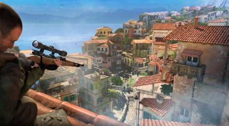 Sniper Elite 4 coming this year