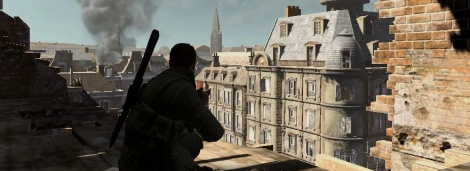 Sniper Elite V2: headshot !