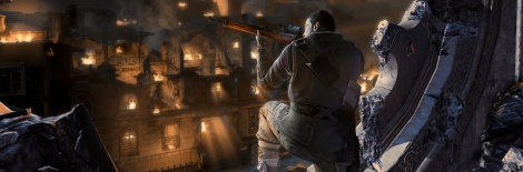 Sniper Elite V2 : Trailer & Screens