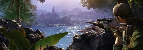 Sniper Ghost Warrior 2 Screens