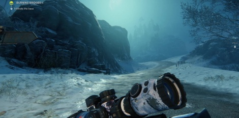 Sniper: Ghost Warrior 3 shows Challenge Mode