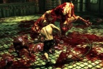 Some Splatterhouse gameplay