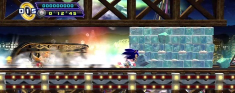 Sonic 4 Episode II: Gameplay trailer