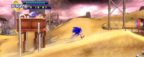 Sonic 4 Episode II : Metal Sonic