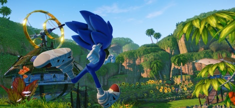 Sonic Boom trailer and screens