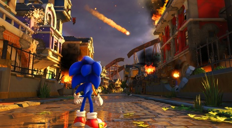 Sonic Forces unveiled