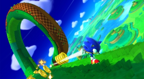 Sonic Lost World trailer and screens