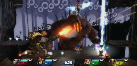 Sony reveals All-Stars Battle Royale