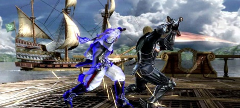 Soul Calibur V Gameplay Trailer