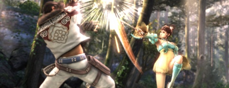 Soul Calibur V welcomes Leixia & Ezio