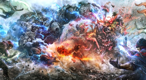 Soul Sacrifice on its way!