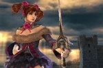 Soulcalibur PSP sports stunning graphics