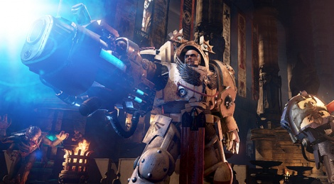 Space Hulk: Deathwing images