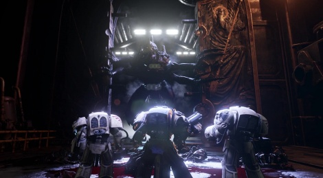 Space Hulk: Deathwing - Launch Trailer - Gamersyde