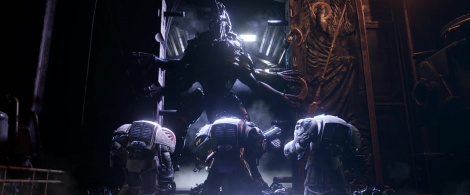 Space Hulk Deathwing new trailer