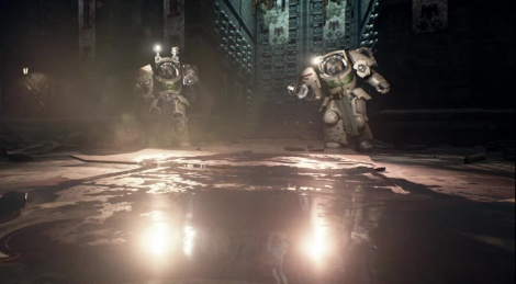 Space Hulk Deathwing new video