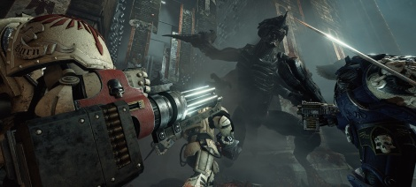 Space Hulk: Deathwing postponed a few days