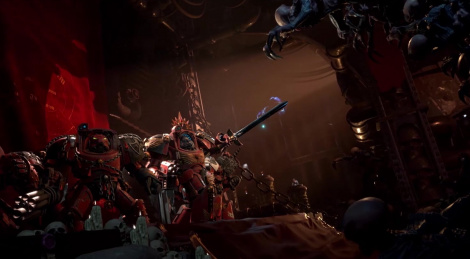 Space Hulk Tactics shows Mission Editor