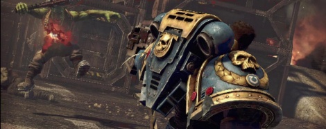 Space Marine: Cinematic Trailer