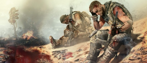 Spec Ops The Line gets new screens