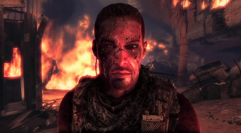 Spec Ops: The Line launch trailer