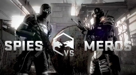 Spies vs. Mercs in Blacklist!