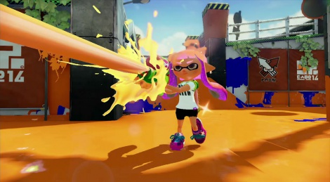 Splatoon launch trailer